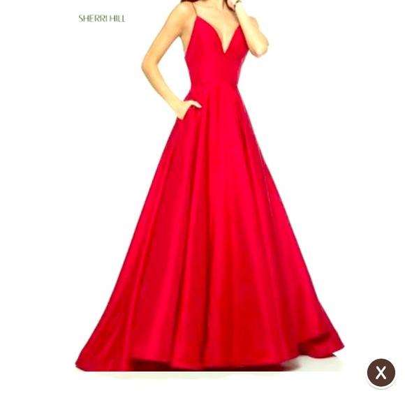 6559155cdf Beautiful Sherri Hill Prom Dress. M 5ab3cb1f9cc7ef3c43b6b496